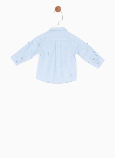 BG Baby Gömlek Mavi